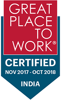 GPTW Certificate